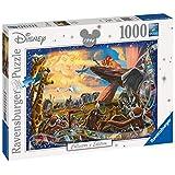 Ravensburger 197477 Puzzel Disney The Lion King - Legpuzzel - 1000 Stukjes