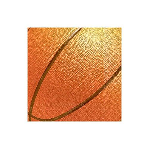 16 Tovaglioli in Carta 25 cm Basket *11747 Pallacanestro - Pallacanestro Carta