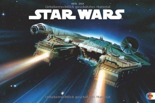 Star Wars Broschur XL 2014