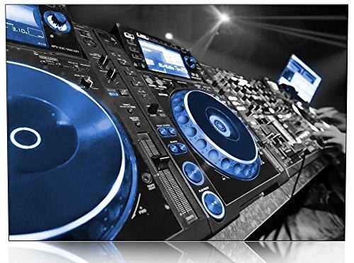 DJ Bild auf Leinwand - Vol.7 / DJ Set, DJ Workstation, DJ Anlage, DJ Equipment, DJ Zubehör (Dj-licht-controller-software)