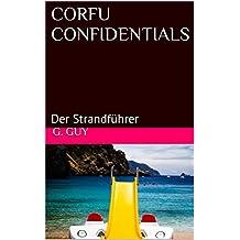 CORFU CONFIDENTIALS: Der Strandführer