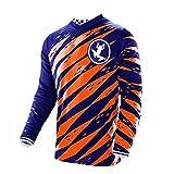 Uglyfrog 2018 New Sports Wear Herren Downhill/MTB Jersey Mountain Motorrad Kleidung Fahrradtrikot Langarm Freeride BMX Fr¨¹Hling Top