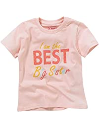 I Am…Childrenswear Childs Boys Girls Best Big Little Brother Sister Birthday T-Shirt Tops Short Sleeve Cotton