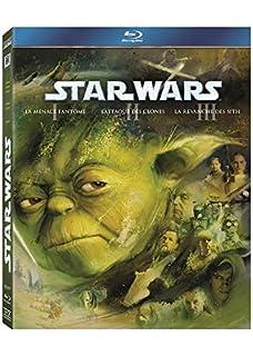 Star Wars Prélogie Ep. 1 à 3 - Coffret 3 Blu-ray (B004HYGSY2) | Amazon price tracker / tracking, Amazon price history charts, Amazon price watches, Amazon price drop alerts