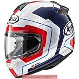Arai Axces III 3Sport Full Face Motorrad Motorrad Helm Line blau