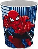 Star Licensing 40238 Cestino Spiderman, Multicolore, 23.5x23.5x24 cm