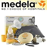 "Medela SWING - ""All-Care-Paket"" incl. Sauger Calma"