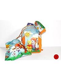 """Disney """"Winnie the Pooh"""" Kinderrucksack-Set: Rucksack + Turnbeutel + Federtasche in einem Set! 81009 preisvergleich bei kinderzimmerdekopreise.eu"""