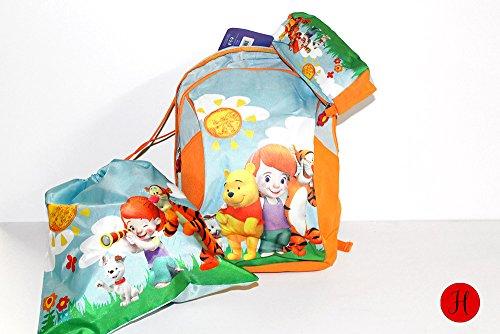 Disney 'Winnie the Pooh' Kinderrucksack-Set: Rucksack +...