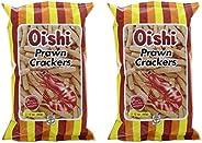 Oishi Prawn Crackers, 60 g (Ven_FD30-015)