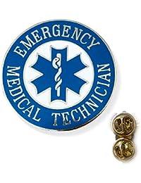 Spilla Pin Soccorritore Emergency Medical Technician