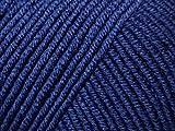 Sublime Extra Fine Merino Worsted Knitting Yarn Aran 479 Regatta - per 50 gram ball
