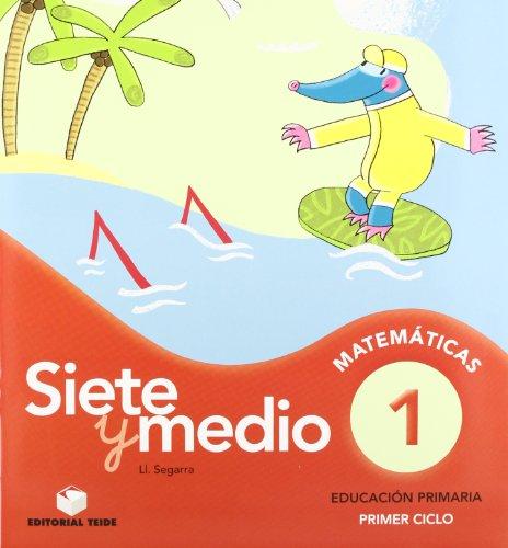 Siete y medio 1 - 9788430778294 por Lluis Josep Segarra Neira