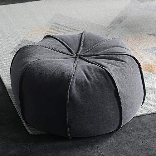 XUE Bean Bag-Stuhl, Teens und Erwachsene Polyester Stoffpuff Sack Lounger Möbel für alle Epochen Posh Large Beanbag Stühle mit erstattendem Cover für Kinder