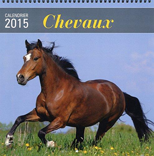 Calendrier Chevaux 2015