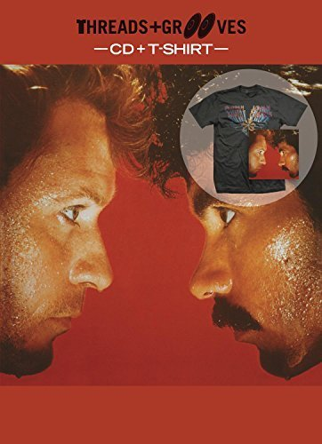 Threads & Grooves (H2O CD + T-Shirt) by Daryl Hall & John Oates