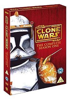 Star Wars: The Clone Wars - The Complete Season One [DVD] [2009] (B0028BAWWA) | Amazon price tracker / tracking, Amazon price history charts, Amazon price watches, Amazon price drop alerts