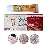 40g Analgesic Cream, Arthritis Analgetic Balm, Reliever Analgetic Balm Salbe Geeignet für rheumatoide Arthritis, Gelenkschmerzen, Rückenschmerzen lindern