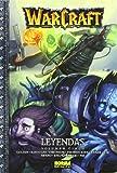 Libros Descargar en linea WARCRAFT LEYENDAS 5 CoMIC MANGA (PDF y EPUB) Espanol Gratis