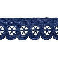 Perles   Co Cinta elástica para lencería 13 mm Azul Oscuro x 1m 1ceced8257b3