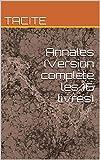 Annales (Version complète les 16 livres) - Format Kindle - 2,02 €