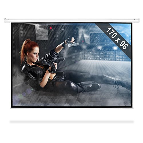 Top Frontstage Home Theater Projector Screen 77″ HDTV 1.71x96cm 16:9 Reviews