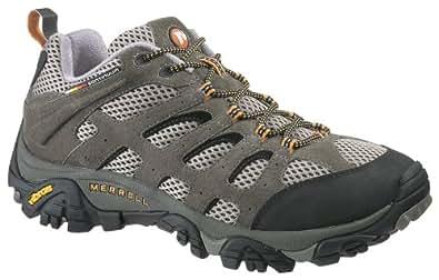 Merrell Moab Ventilator, Men's Trekking and Hiking Shoes, J86595, Grey (Walnut), 7.5 UK