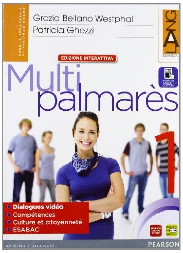 Multipalmares. Ediz. interattiva. Per le Scuole superiori. Con e-book. Con espansione online: 1