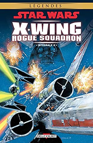 Star Wars - X-Wing Rogue Squadron - Intégrale