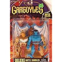 Gargoyles Deluxe Battle Doubles- Griffin Goliath by Kenner
