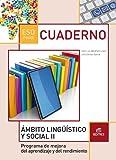 Cuaderno PMAR Ámbito Lingüístico y Social II (Secundaria) - 9788490787755