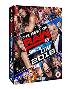 WWE: The Best Of Raw & Smackdown 2016 [DVD]
