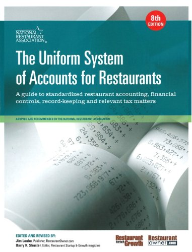 The Uniform System of Accounts for Restaurants