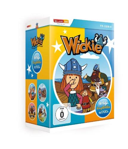 Wickie und die starken Männer - Komplettbox [12 DVDs]