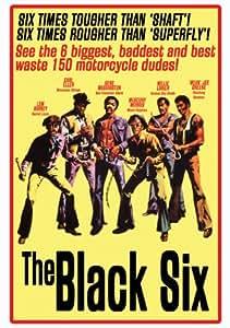 The Black Six [Import anglais]