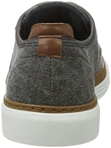 Camel Active Racket 14, Sneakers Basses Homme Noir (Black 06)