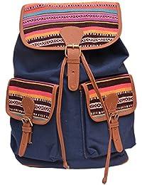 Moac Women's Shoulder Bag (Blue)