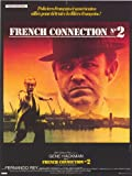 French Connection 2 Plakat Movie Poster (27 x 40 Inches - 69cm x 102cm) (1975) French