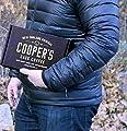 Cooper's Cask Coffee Coffee 4 Bag , Single Origin Gourmet Coffee, Roasted Coffee Organic Sumatra Dark Roast, Kenya Aa Medium-Dark Roast, Rwanda Medium Roast, Ethiopian Bold Roast by Cooper's Cask Coffee