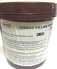 Morde Dark choco filling 1 kg