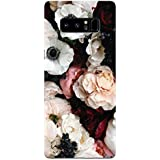 Samsung Note 8 Cases And Covers Mesmerizing Floral Being Floral Designer Printed Hard Shell Case