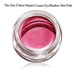 Oriflame The ONE Colour Impact Cream Eye Shadow (Hot Pink)