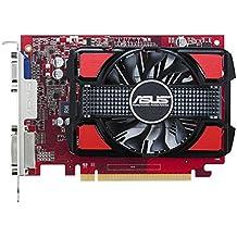 ASUS R7250-1GD5 - Tarjeta gráfica de 1024 MB GDDR5 (AMD Radeon R7 250, PCI Express 3.0, 1150 MHz, HDMI)
