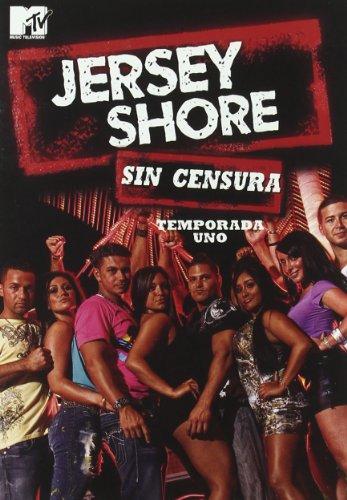 Jersey Shore - Primera Temporada (Import Dvd) (2011) Varios