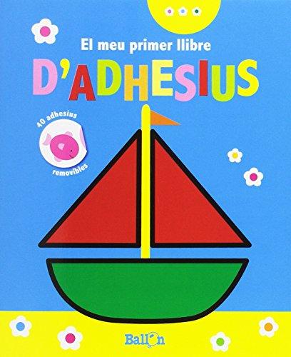 Vaixell. El Meu Primer Llibre D'Adhesius