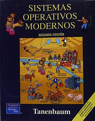 Sistemas Operativos Modernos por Andrew S. Tanenbaum
