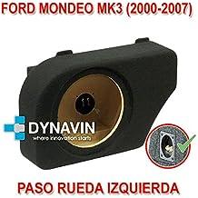FORD MONDEO MK3 (2000-2007) - CAJA ACUSTICA PARA SUBWOOFER ESPECÍFICA PARA HUECO