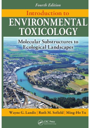 Introduction to environmental toxicology molecular substructures introduction to environmental toxicology molecular substructures to ecological landscapes fourth edition by landis fandeluxe Gallery