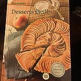 Livre Desserts Faciles Thermomix TM5 Vorwerk