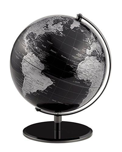 emform Tischglobus Titan Planet, Aluminium & Kunststoff, 250 x 300 mm